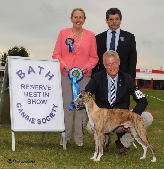Best in Show Reserve 6977 Louistope